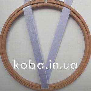 Бретели голубого цвета шириной 14 мм