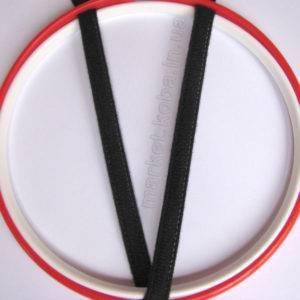 Туннельная лента черного цвета